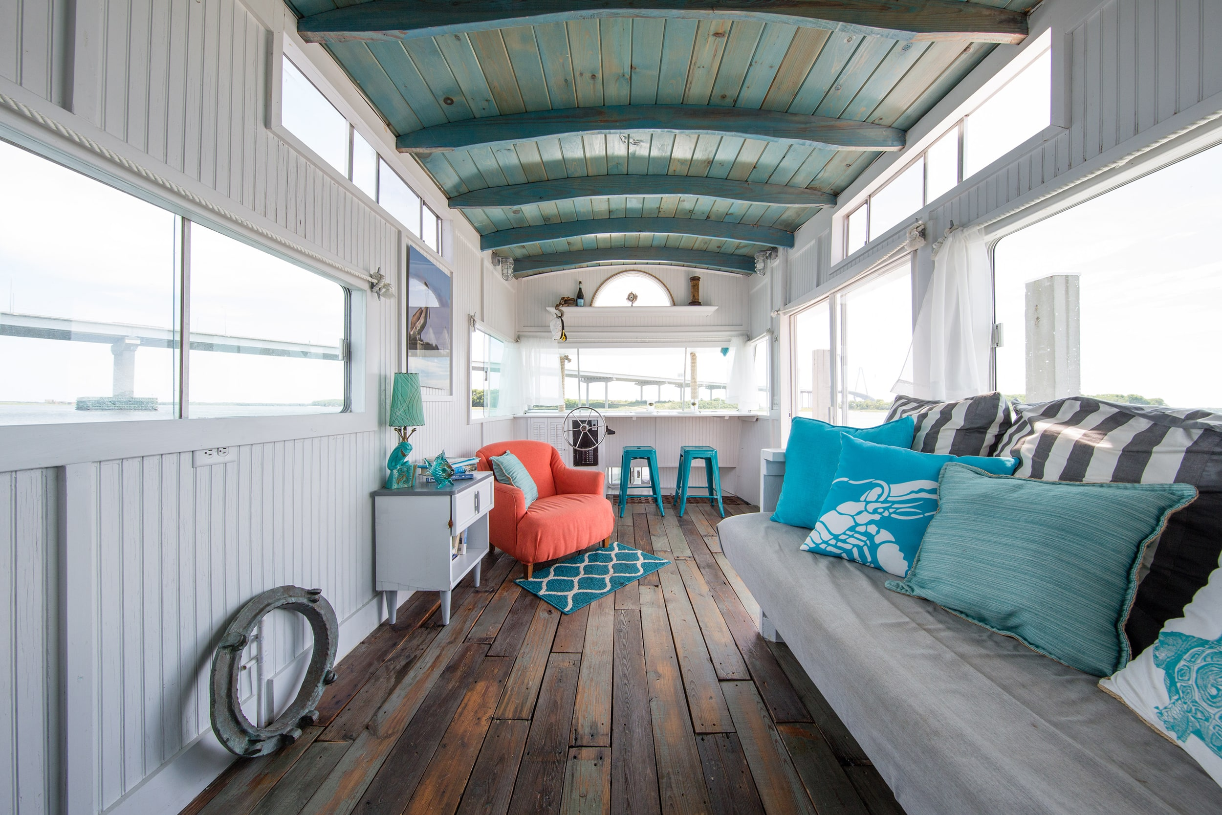 A Pirate's Life For Me – Houseboat!, Charleston, SC