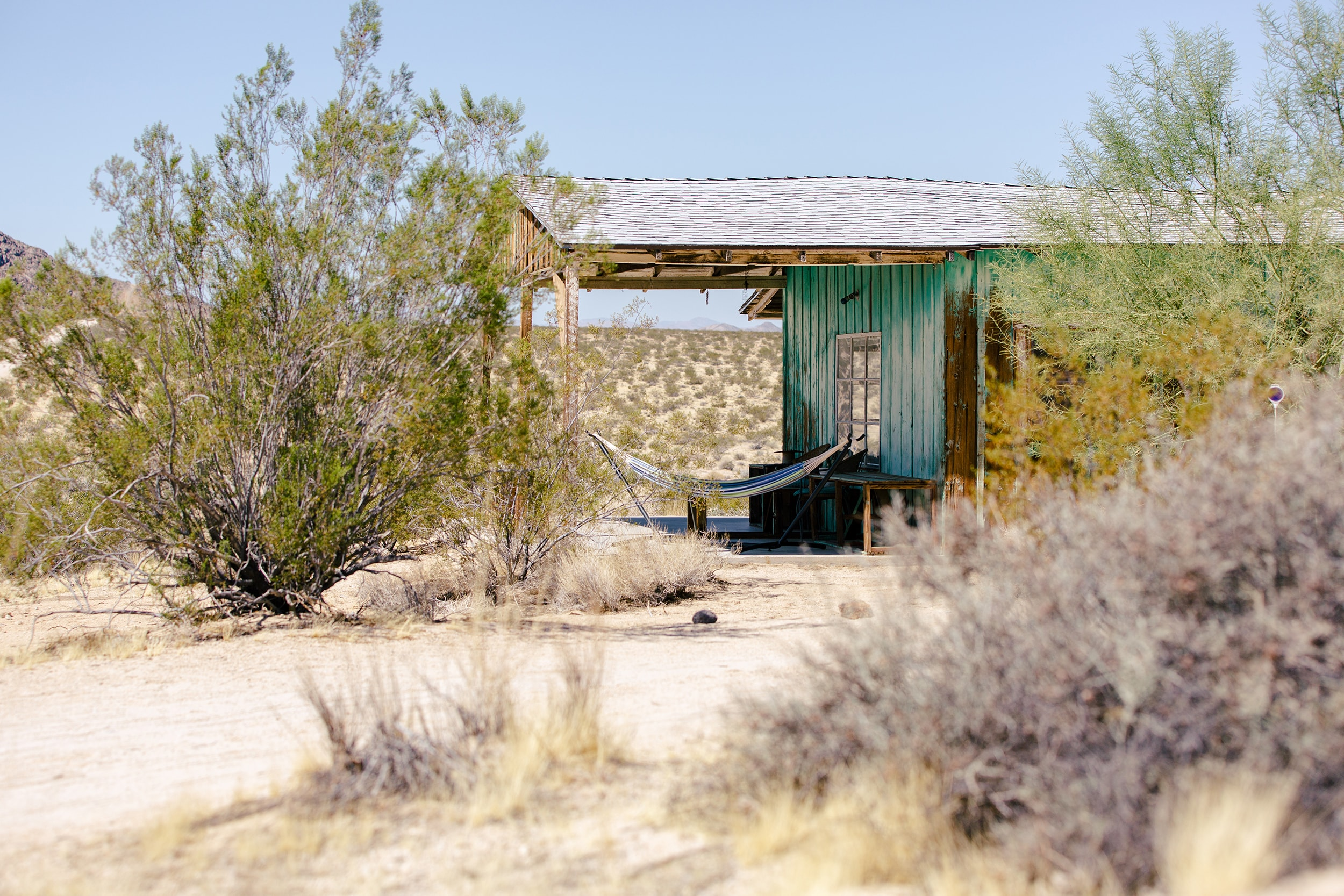 Joshua Tree Homesteader Cabin, Joshua Tree, CA