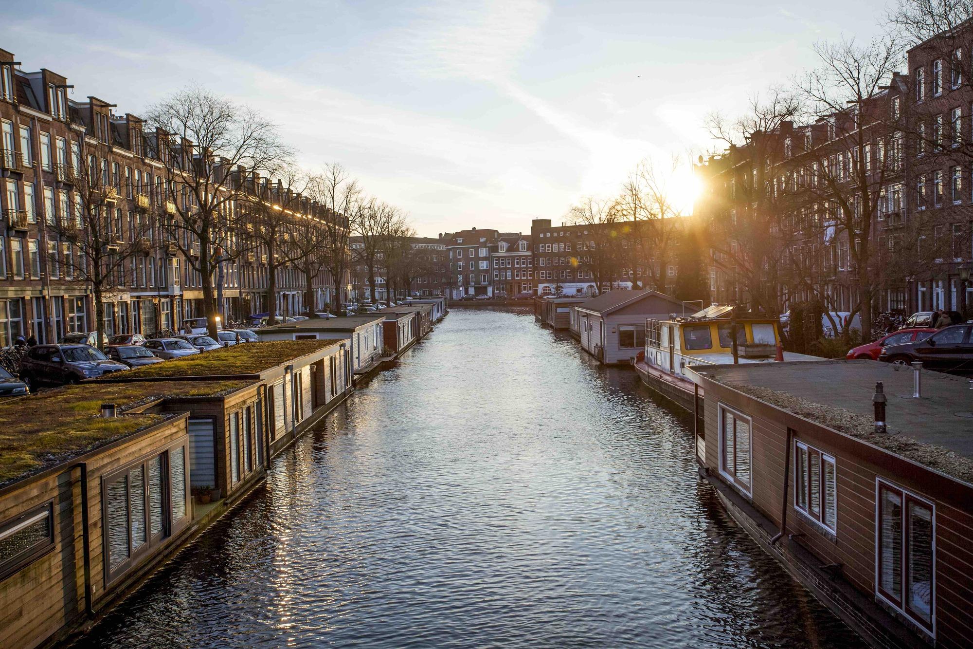Oud West in Amsterdam